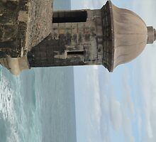 On Guard - San Juan Puerto Rico by scotth125