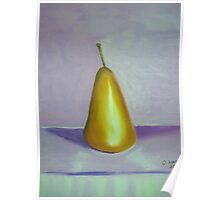Bartlett Pear Poster