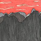 Mountainscape 4 by Jaelah