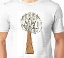 Collage tree Unisex T-Shirt