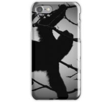 moonlit sloth iPhone Case/Skin
