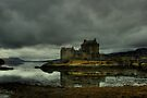 Eilean Donan Castle by Chris Cherry