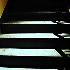 Scary Stairs by Christy Hoffman