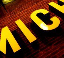 Michigan by Christy Hoffman