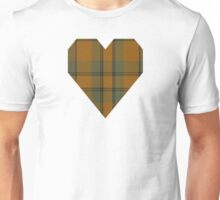 00586 Donachie of Brockloch Ancient Hunting Clan/Family Tartan  Unisex T-Shirt