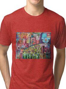 Protection & Strength Tri-blend T-Shirt