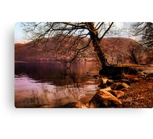 Cumbria Autumn Canvas Print