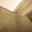 { ancient wall in egypt } by Brooke Reynolds