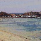 Mornington marina by Leigh Rust