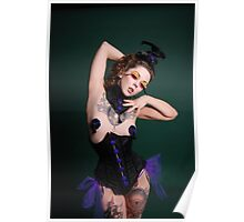 Apnea in Jupiter Moon 3 corset  Poster