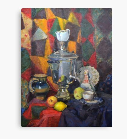 still life  Canvas Print