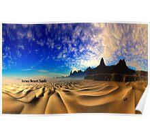 Across Desert Sands Poster