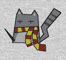 Gryffindor Kitty Kids Tee