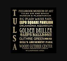 Tulsa Oklahoma Famous Landmarks Unisex T-Shirt