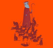 Herding Cats Kids Clothes