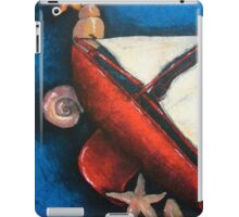 Sea themed still life iPad Case/Skin