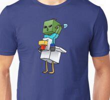 Chicken Jockey Unisex T-Shirt