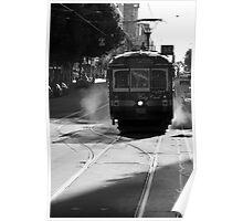 35 - City Circle Tram Poster