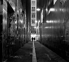 Union Lane - Melbourne by Timo Balk