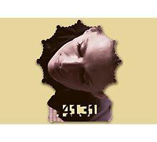 Kate Beckett's badge Photographic Print
