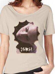 Kate Beckett's badge Women's Relaxed Fit T-Shirt