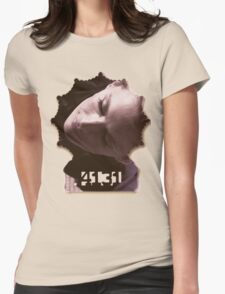 Kate Beckett's badge Womens Fitted T-Shirt