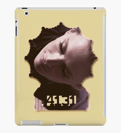 Kate Beckett's badge iPad Case/Skin