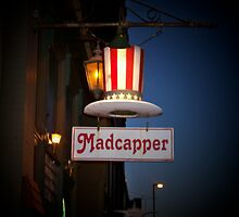 Madcapper Signage by Nora Caswell