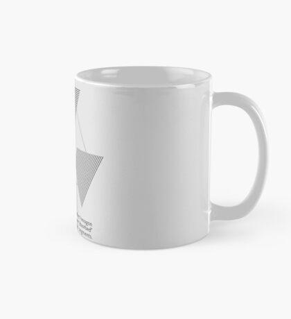 Psychology of Shapes Mug