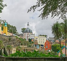 Portmeirion by Beverley Goodwin