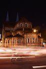 Saigon Notre-Dame Basilica Church, Vietnam by Chris Cherry