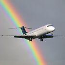 Rainbow Landing by John Dalkin