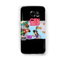 Straight Outta Zed Samsung Galaxy Case/Skin