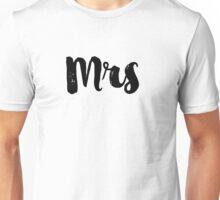Mrs Unisex T-Shirt