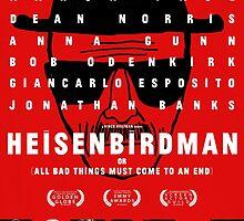 Heisenbirdman  by the-birdman