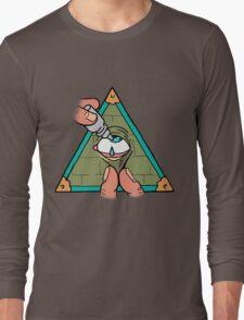 Illuminati are Baked Long Sleeve T-Shirt