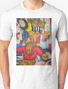 Toy still life Unisex T-Shirt
