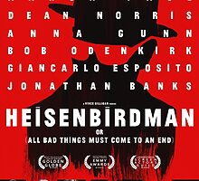 Heisenbirdman 2 by the-birdman