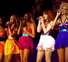 Girls aloud live in Bournemouth 2008 by Rob Hawkins