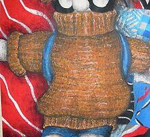 Rag doll by Jonesyinc