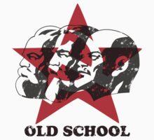 MARX ENGELS LENIN - OLD SCHOOL Kids Clothes