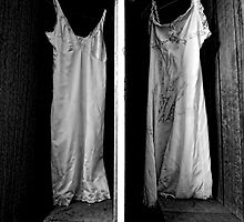 Like two ghosts by Jocelyn  Parry-Jones