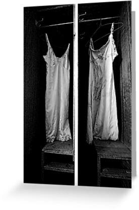 Like two ghosts by Jocelyn  Parry-Jones