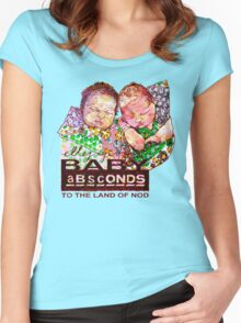 BABY aBscONDS: Indy & Sky Women's Fitted Scoop T-Shirt
