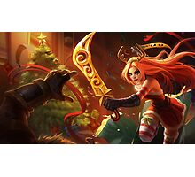 Slay Belle Katarina - League of Legends Photographic Print