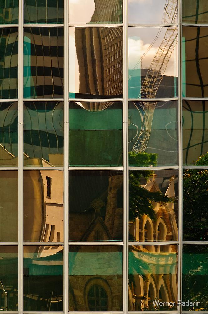 Reflecting Charlotte 1 by Werner Padarin