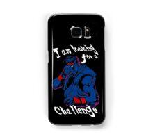 Ryu A New Challenger Samsung Galaxy Case/Skin