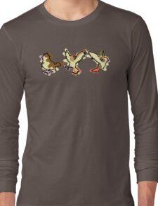 Pidgey, Pidgeotto, Pidgeot Long Sleeve T-Shirt