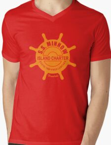 SS Minnow Mens V-Neck T-Shirt