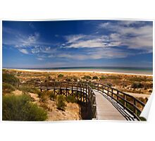 Largs Bay Boardwalk Poster